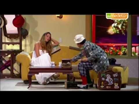 Claudia Bahamón en The Suso's Show