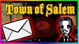 SideArms + ShadowBeatz = ? (Town of Salem Mafia Blackmailer Gameplay!)