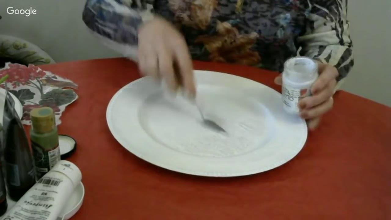 Людмила парфенова декупаж
