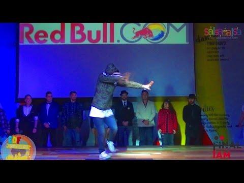 Final Jam Finali | Salsa & Hip-Hop Battle Round-2 | EDF 2017