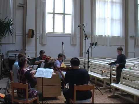 G.F.Handel COMFORT YE - EVERY VALLEY ,David Cizner