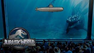 Jurassic World 2 - The Mosasaur Transport Theory