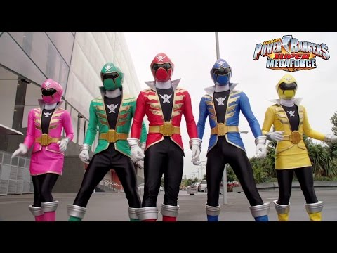 Power Rangers Super Megaforce - Launch Trailer