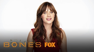 Zooey Deschanel & Others Bid A Final Farewell To Bones   Season 12   BONES