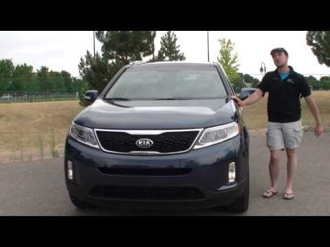 Real First Impressions Video: 2014 Kia Sorento EX AWD Touring