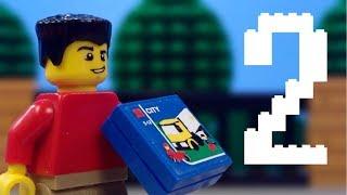 Lego City Trash Truck 2 (BrickFilm)
