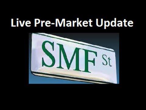 Stock Trader Pre-Market Trading Commentary Nasdaq 100 S&P 500 Futures