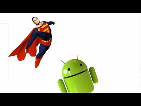Superman vs Android