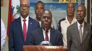 VIDEO: Haiti Politique - Des dispositions prises par le gouvernement - Journee de Greve 18 Septembre 2018