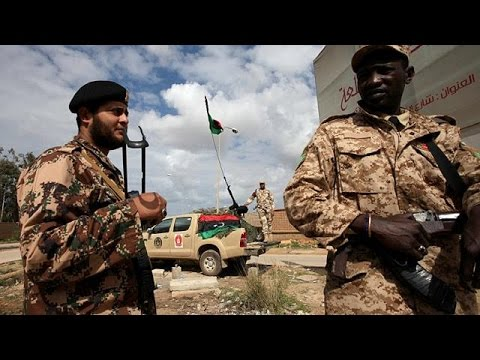 IS in botched maritime attack on Libyan oil terminal