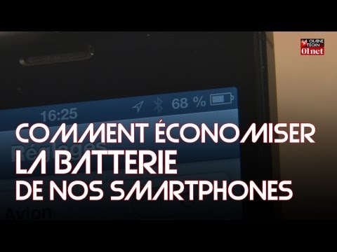 Comment conomiser la batterie de nos smartphones (14/05)