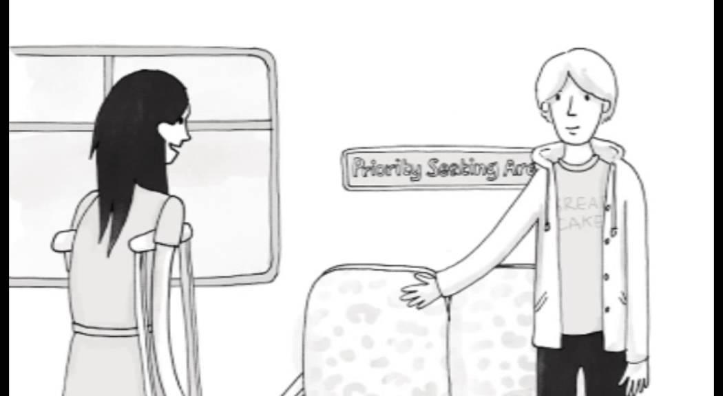 queensland rail train etiquette john - YouTube