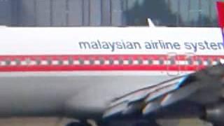 video マレーシアンエアラインシステム malaysian airline systemMH/MAS BOEING737-8H6(800) MH80 Depart→BKI[コタキナバル]Kota Kinabalu,Malaysia, Registration 9M-MXA REMARKS malaysian airlin...