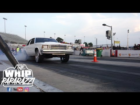 G Body Malibu vs Chevy Chevelle Streetwhipz Car Show