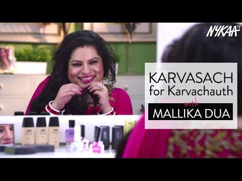 Karvasach of Karvachauth Ft. Mallika Dua | Nykaa
