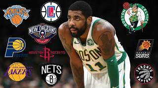 Kyrie Irving Free Agency Prediction (2019 NBA Free Agency Predictions)