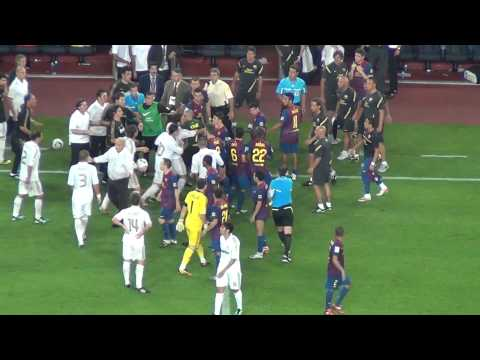 Barçelona vs Real Madrid 08/17/11 Fight Live Pelea Vivo