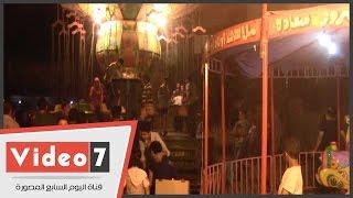 بالفيديو..شاهد احتفالات أطفال قرية كفر الدوار بالمنوفية بمولد سيدى إبراهيم