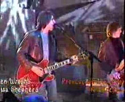 BERNARD BUTLER.YOU MUST GO ON.LIVE ON TFI FRIDAY