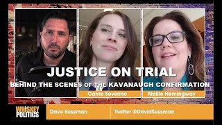 Mollie Hemingway & Carrie Severino on the Kavanaugh Confirmation