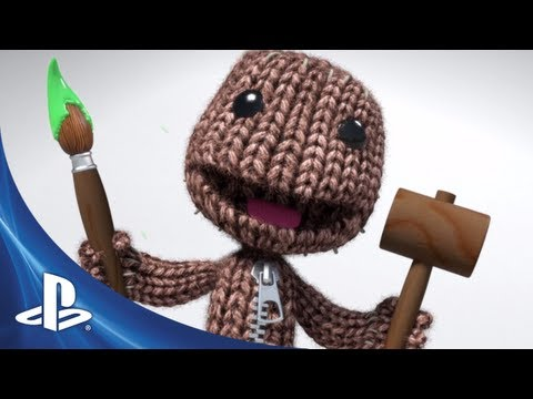 LittleBigPlanet Hub - Announce Trailer
