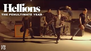 Hellions - The Penultimate Year