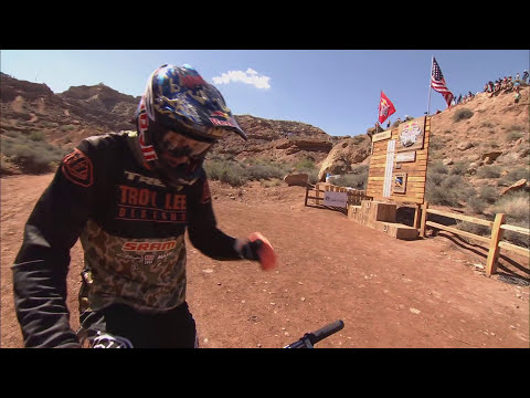 Brandon Semenuk's 3rd Place MTB Run - Red Bull Rampage 2014
