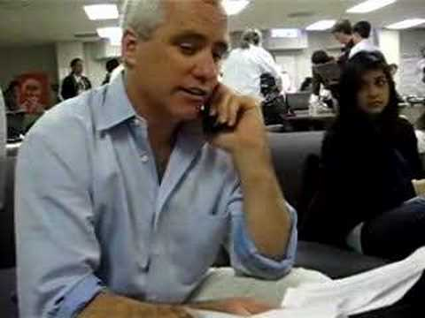 Max Kennedy Calls Texas Voters for Barack Obama