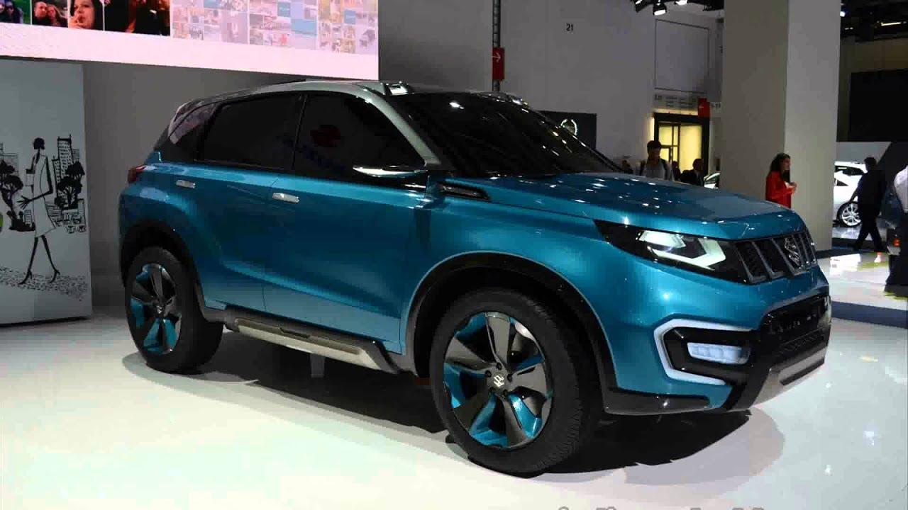 Suzuki cars 2018