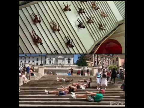 APESH*T in ROME - Davide Raimondo