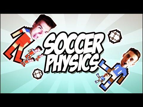CHILI RONALDO CHALLENGE? (Soccer Physics)