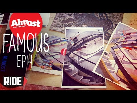 Almost Skateboards & Brian Lotti - Almost Famous Ep. 4