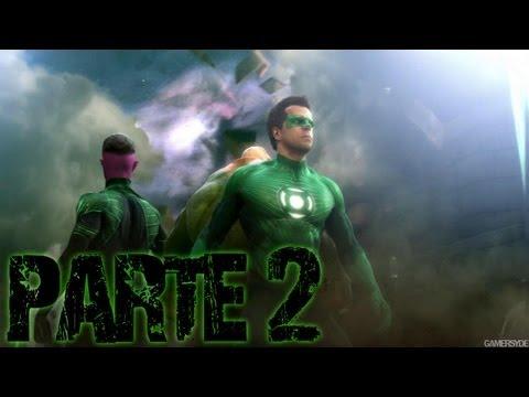 Green Lantern Avaliação