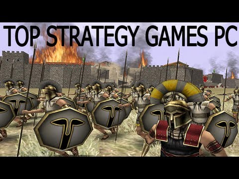 Best Top 6 Strategy Games 2013 (PC)