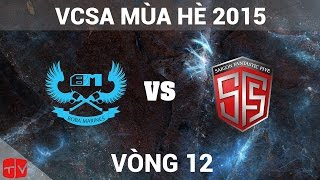 Video clip [13.06.2015] BM vs SF5 [VCSA Mùa Hè 2015]