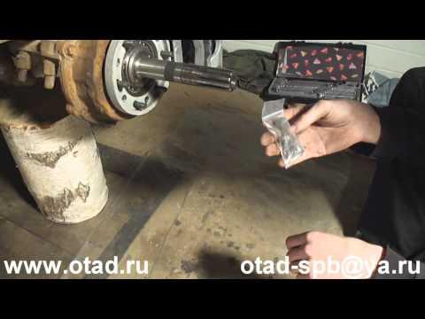 Как прокачать тормоза на уаз буханка видео