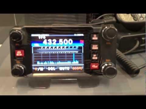 FTM-400D - YAESU 08/25/2012 08:06pm PST