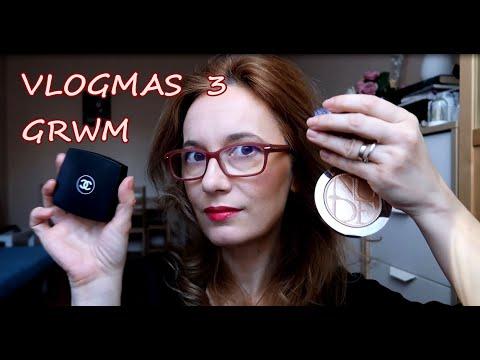 VLOGMAS 3 | GRWM, cat de mult conteaza imaginea
