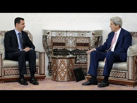 Syria Conflict US Wants To 'Re-Ignite' Peace Talks, says Kerry: Breaking News