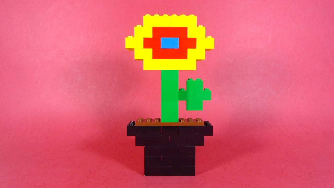 Build Lego FLOWER - 4630 LEGO® Build & Play Box Building Instructions ...