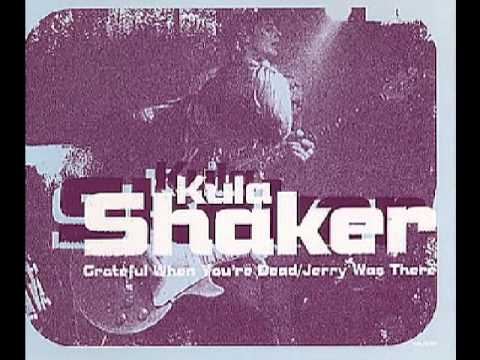 Kula Shaker - Under The Hammer