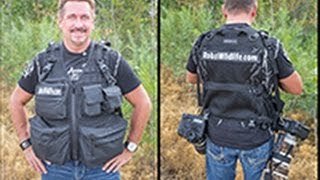 The Alaskan Photo Vest - Camera Vest