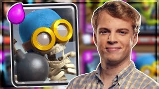 Clash Royale - REAL BOMBER DECK...? Let's GO!