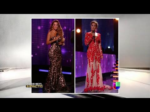 Jomari Goyso dio su veredicto de los mejor y peor vestidos de Premio Lo Nuestro - Primer Impacto