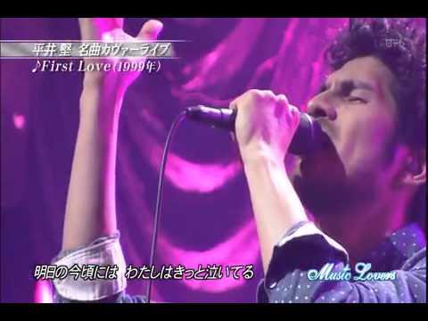 Ken Hirai,,,(first love)
