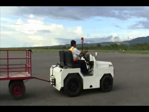 Palu Airport - Bandara Mutiara - Palu City - Central Sulawesi - Indonesia Travel Guide (Tourism)