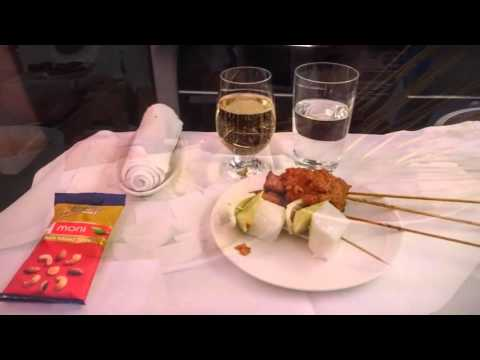 Malaysia Airlines - Business Class - A380 - Kuala Lumpur to London - MH2