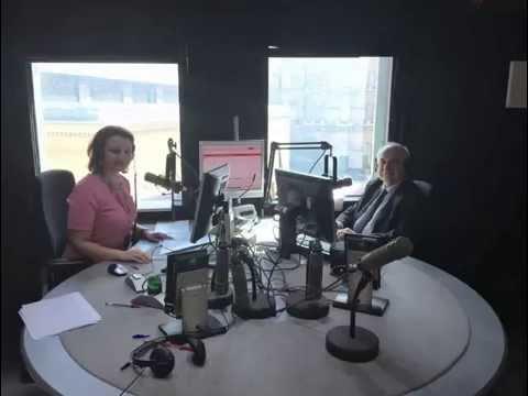 HE Dr. Talal Abu-Ghazaleh's interview with BBC Radio BBC Extra program 3/6