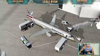 [ Xplane ] 11.30B7 w/ Xvision REALlife V6   Orlando, FL Fort Lauderdale, FL   Embraer E195