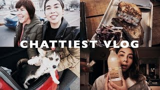 download lagu Gratuitous Chatty Vlog + What I Eat In A gratis